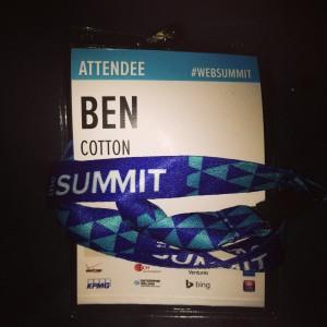 Web Summit Pass
